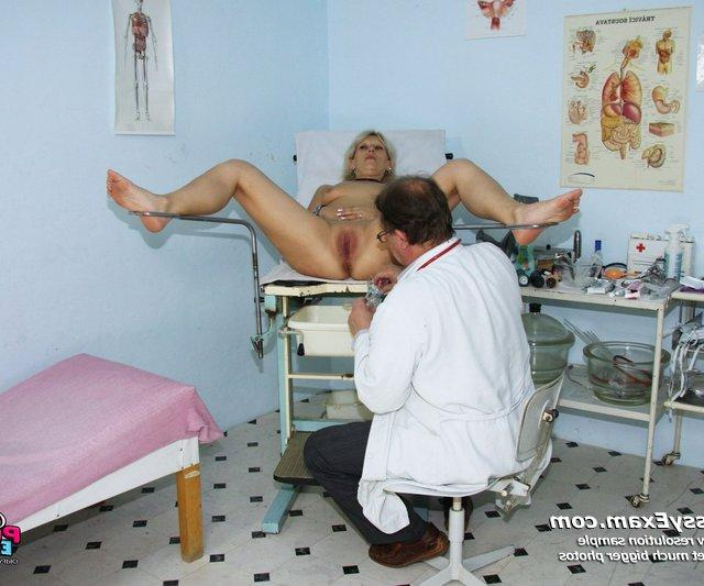 Порно фотки из кабинета гинеколога