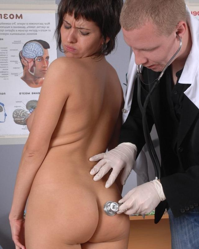 Секс медицинский осмотр 5