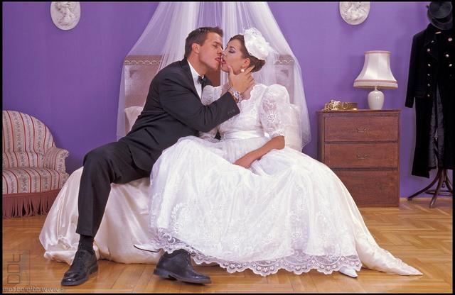 Фото порно галерея невесты