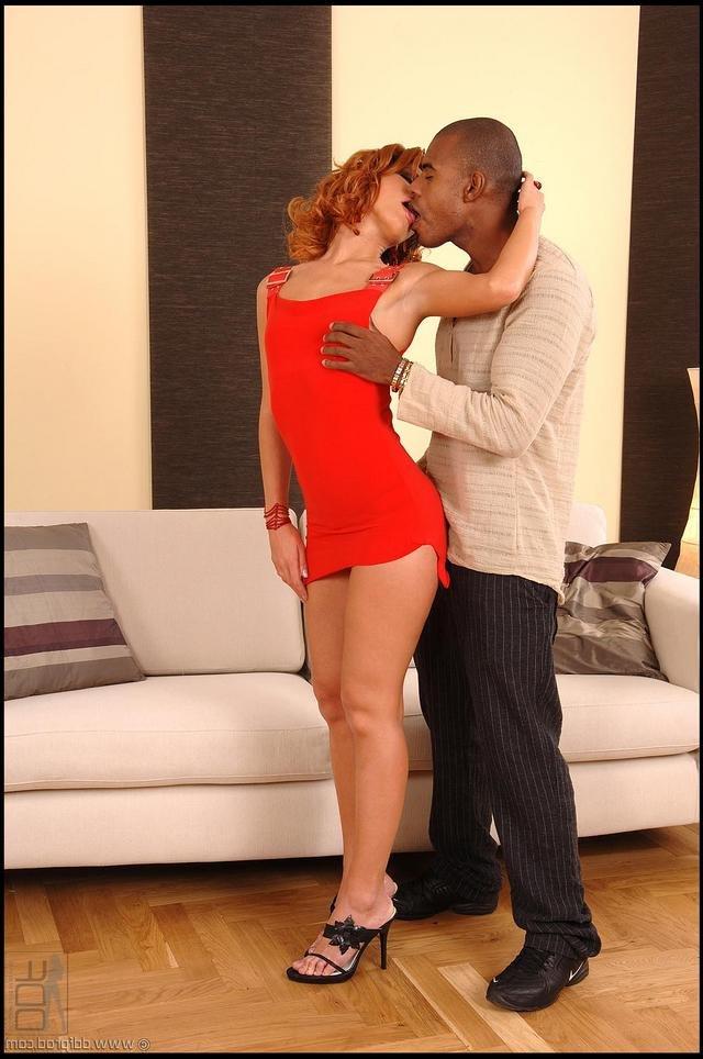 Темнокожий Любовник Отлизал Рыжей Сучке Порно И Секс Фото С Рыжими