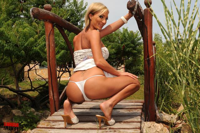 Куннилингус для нежной блондинки