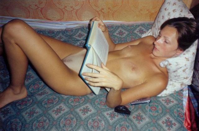 Порнографическая коллекция из девяностых