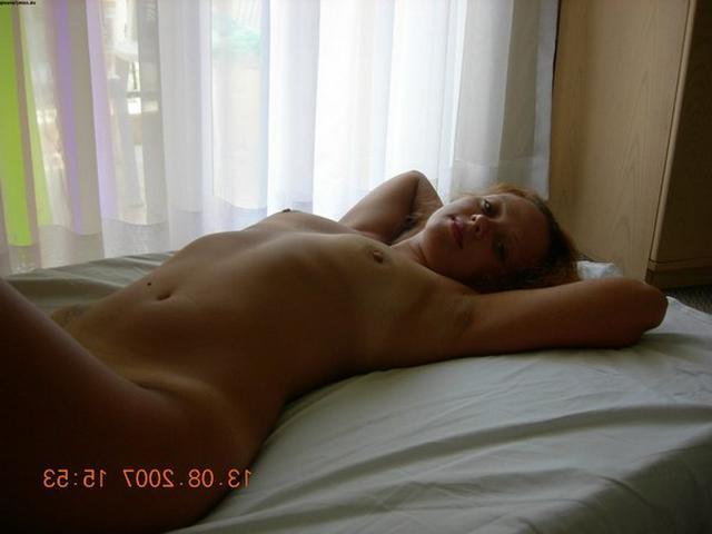 Кудрявая Ирина сделала откровенные фото
