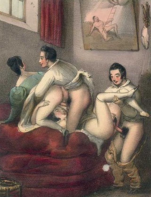 Когда порно становится настоящим искусством