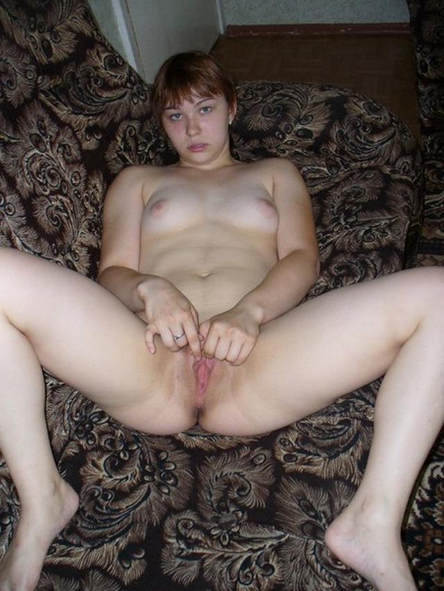 Толстым девушкам хочется секса