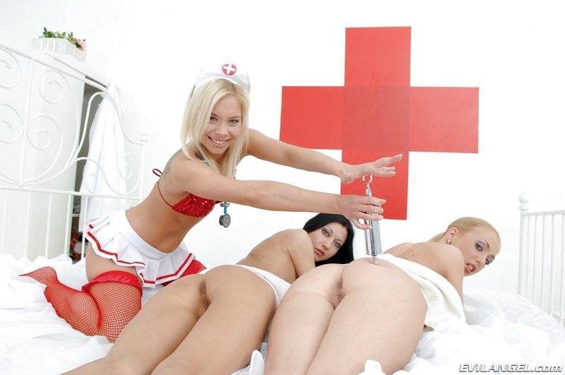 Анальная секс вечеринка медсестер