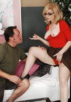 Порно у кабинете директрисы