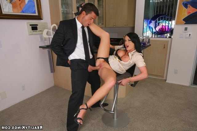 Секс в кабинете