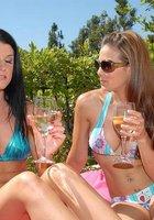 Перебрали с вином 2 фотография