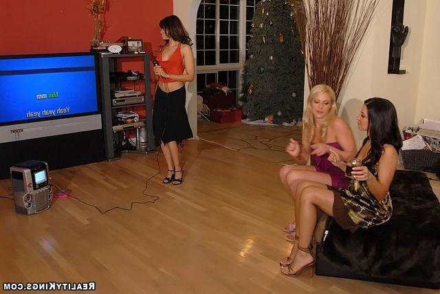 Вечеринка домохозяек