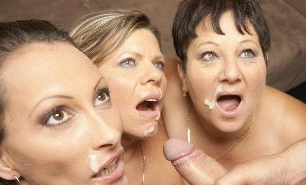 Девочки участвуют в отличных групповушках
