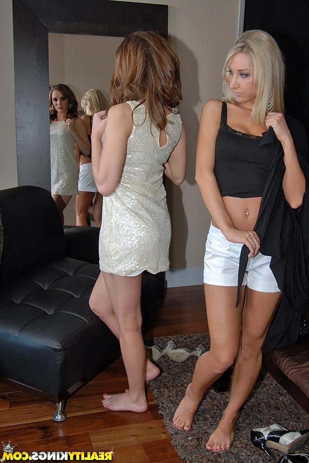 Обновки нижнего белья