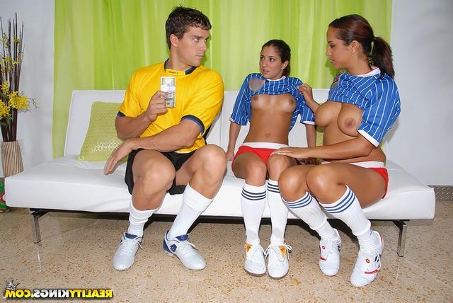 Личная команда спортсменок