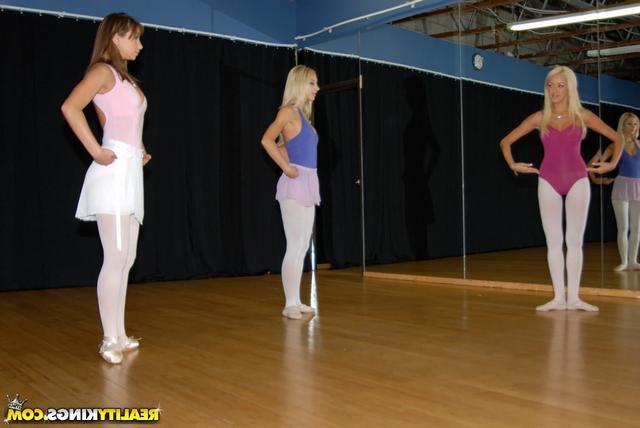 Сексуальная хореография