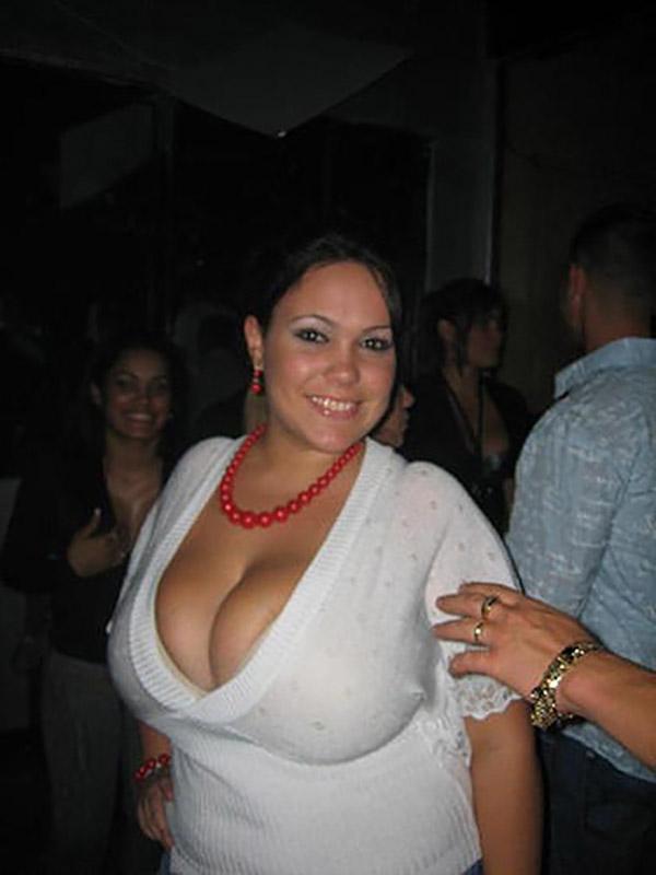 Настоящие груди баб из реальной жизни