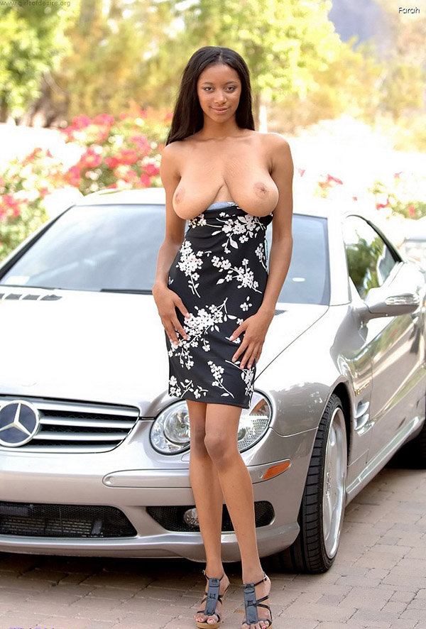 Мулатка прошла кастинг для рекламы автомобиля смотреть эротику