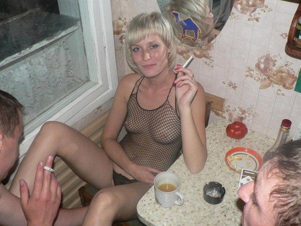 Домашняя порнуха голых баб с разработанными щелями