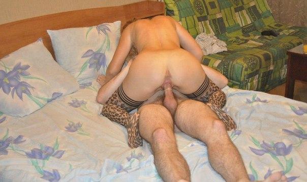 Анальный, вагинальный и оральный секс в домашних условиях