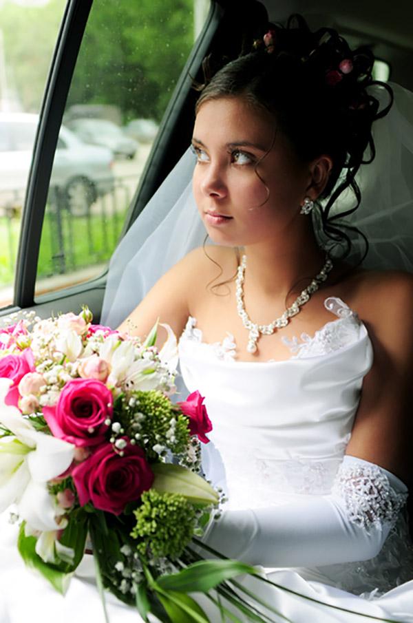 Невеста показывает писю после свадьбы смотреть эротику