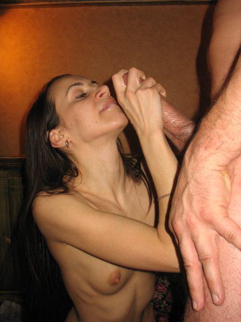 2е озорные худышки и групповой секс