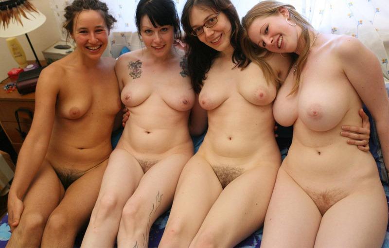 Голые тела девушек на любой вкус