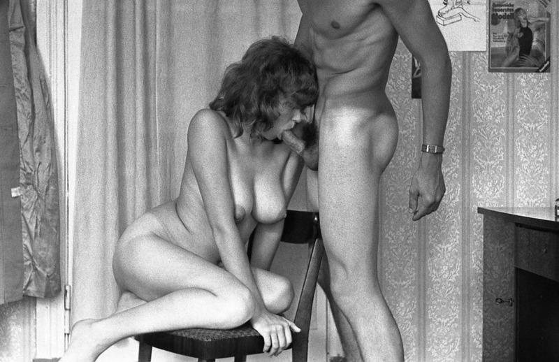 Винтажные фотографии полового акта в общаге