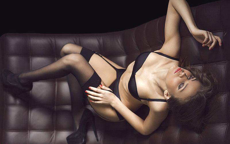 Раскрепощенная Ирина прирожденная топ-модель мирового уровня секс фото