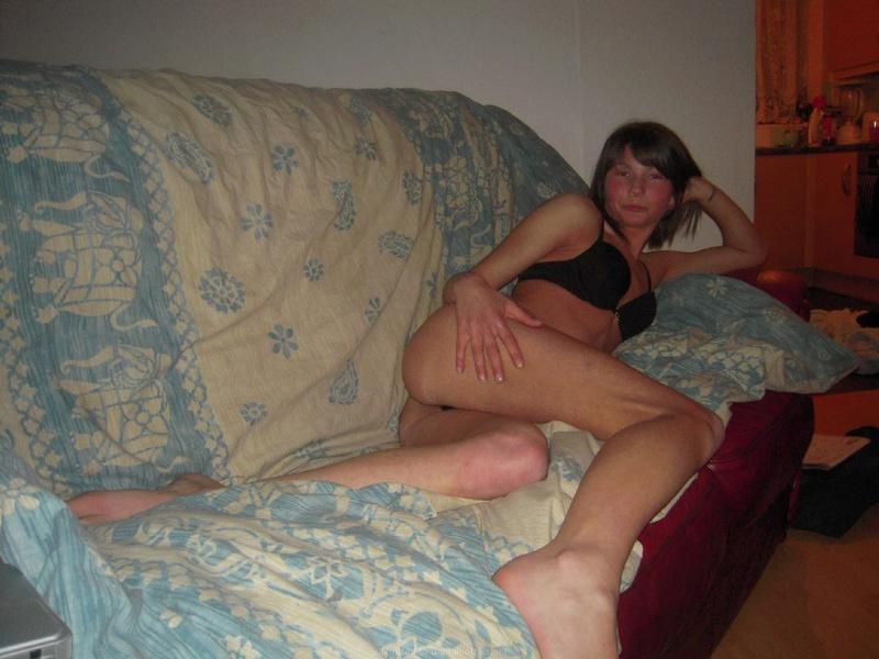 Бэйба фотографируется в интимном белье для своего супруга