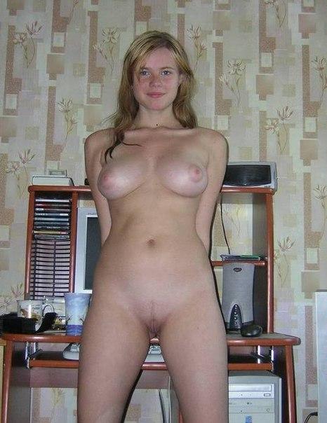 Любительские интимные фото юных красоток