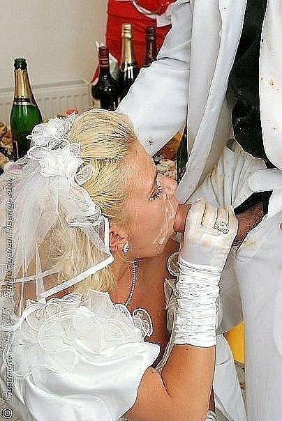 Невесты точно знают, что нужно делать в первую брачную ночь