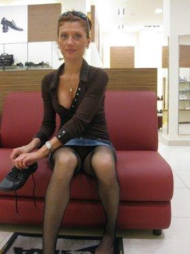 домашнее порно в общественных местах фото