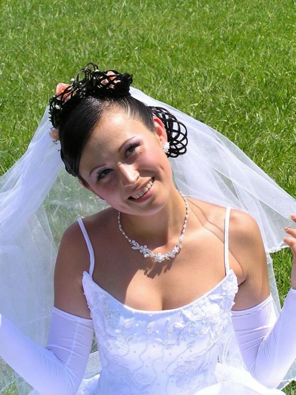 После свадьбы чика перестала стесняться