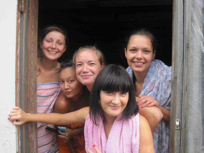 Фото Девушек В Деревенской Бане Эро