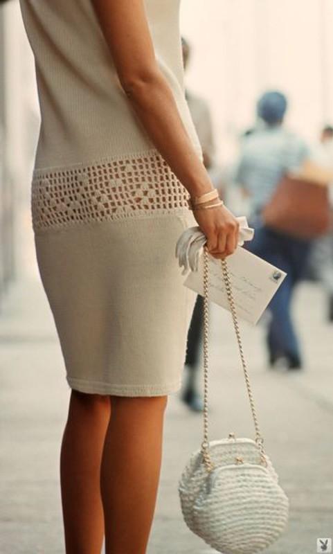 Прекрасные модели хорошо выглядят в любом наряде