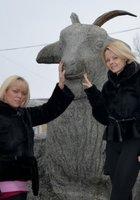 Московские леди не прочь раздеться в ночном клубе 1 фотография