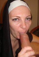порно монашки сосут фото