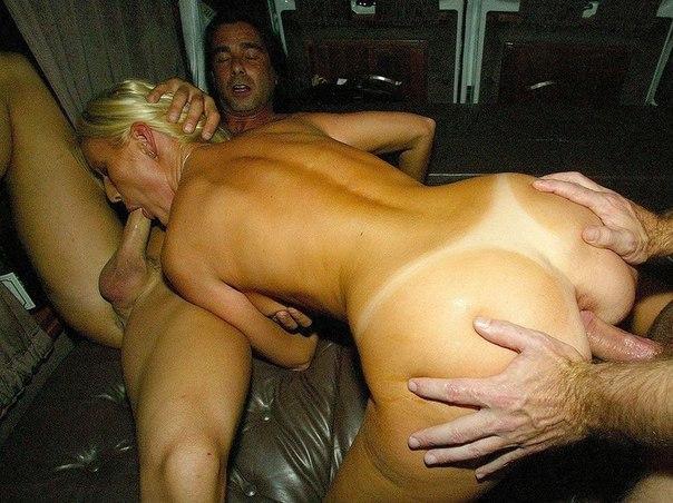 Грешники суют в марамоек два перца одновременно секс фото