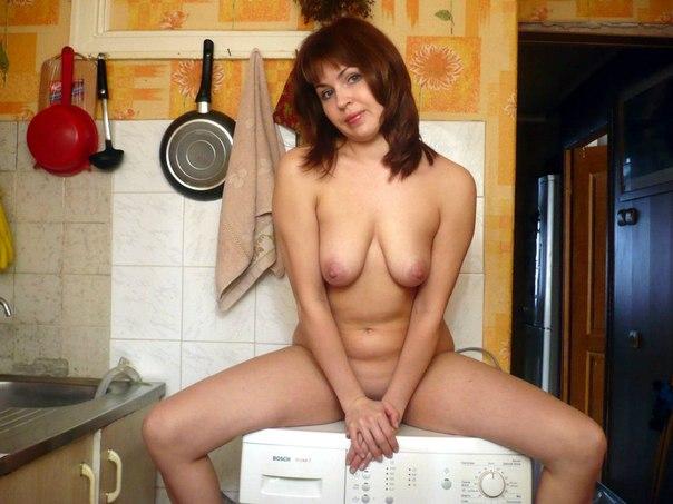 Мамочки развратничают на кухне