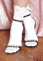 ножки носочки порно фото