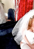 Порно невеста готовится к первой ночи