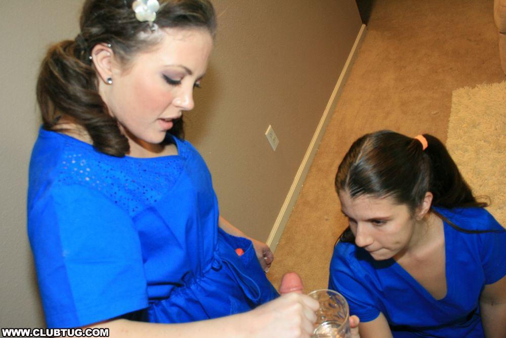 Медсестры хотят стакан сладкого нектара