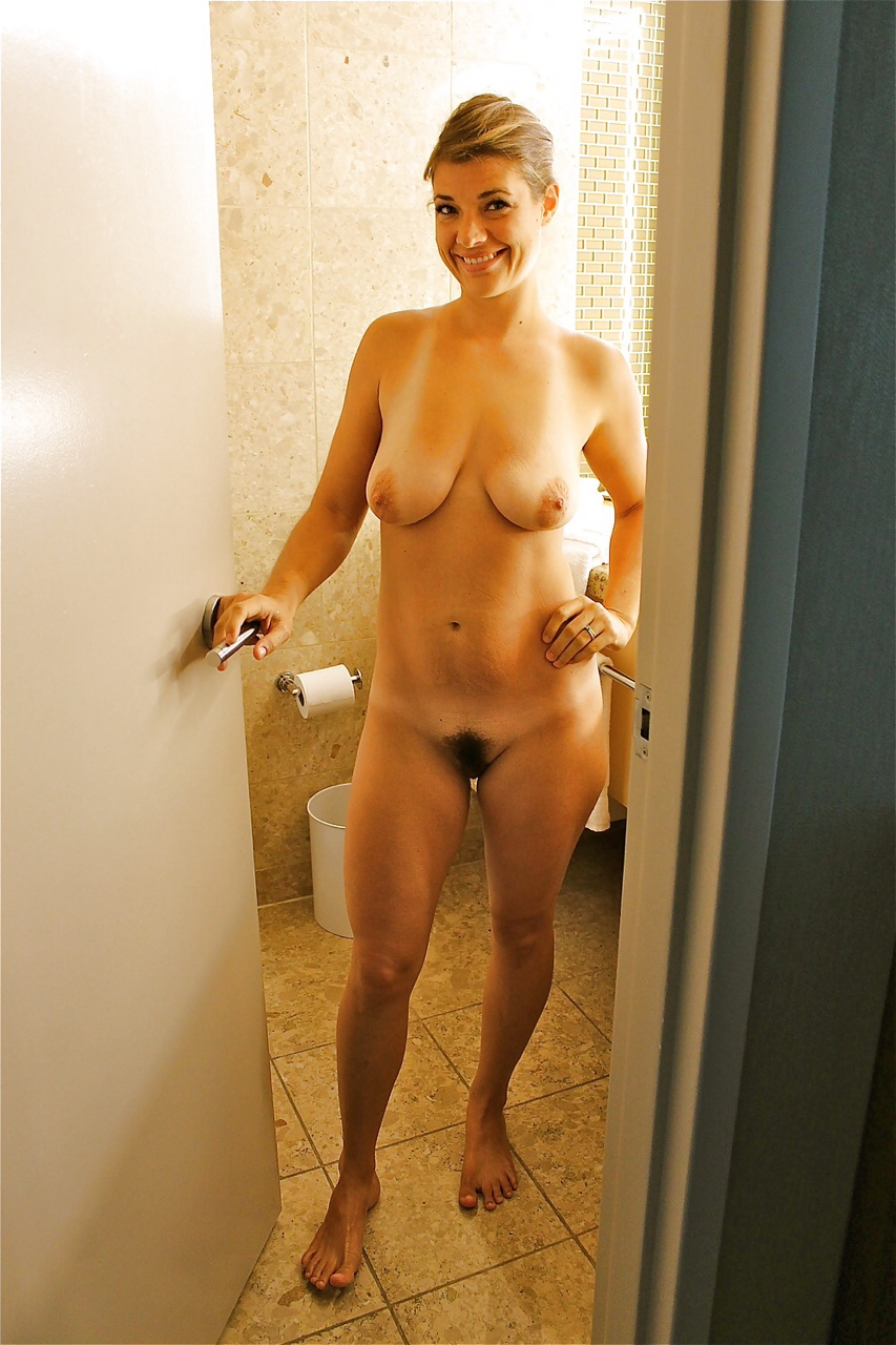 Sexy Blonde Mom Home Alone Caught Masturbating