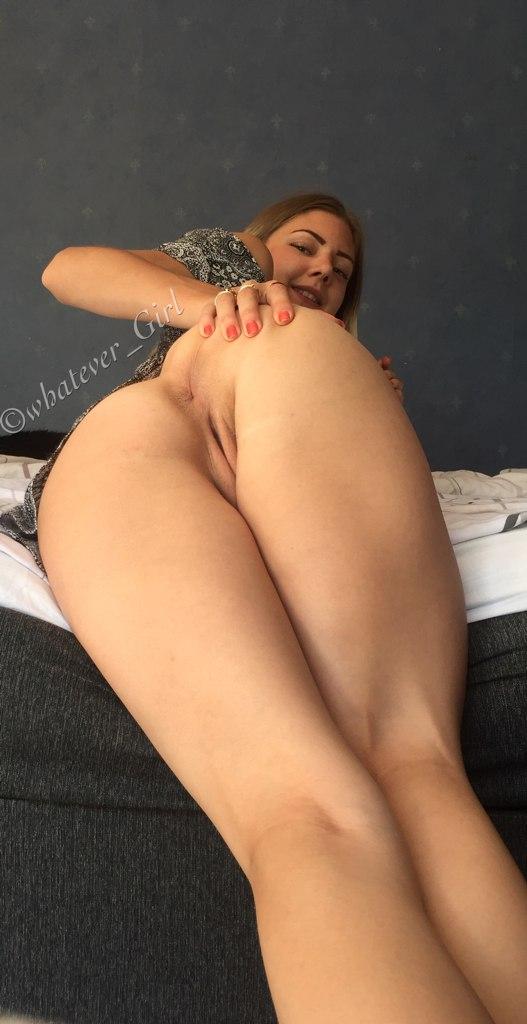 Блондинка раздвинула ножки перед бойфрендом, желая секса