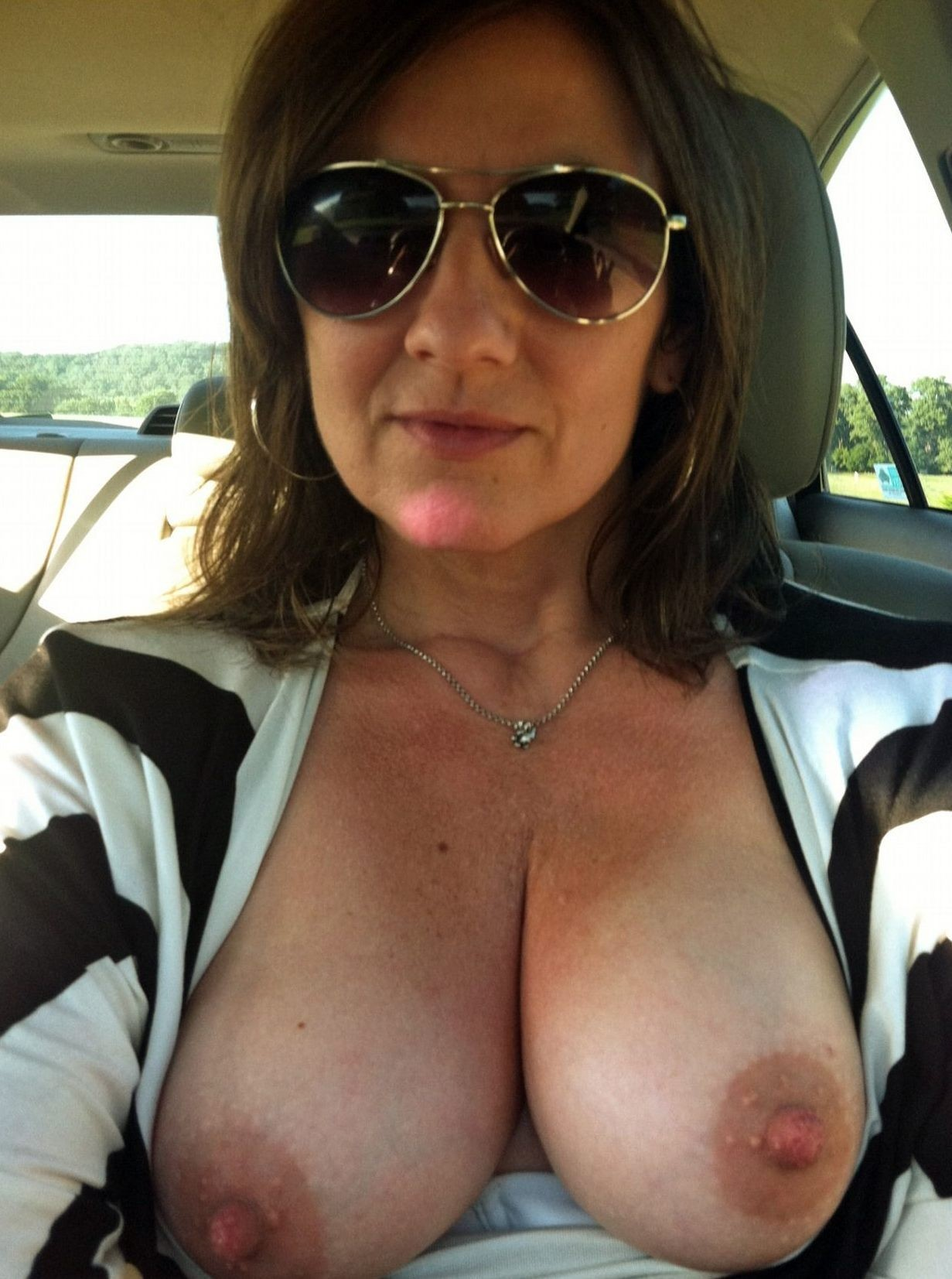 Giant mature boobs