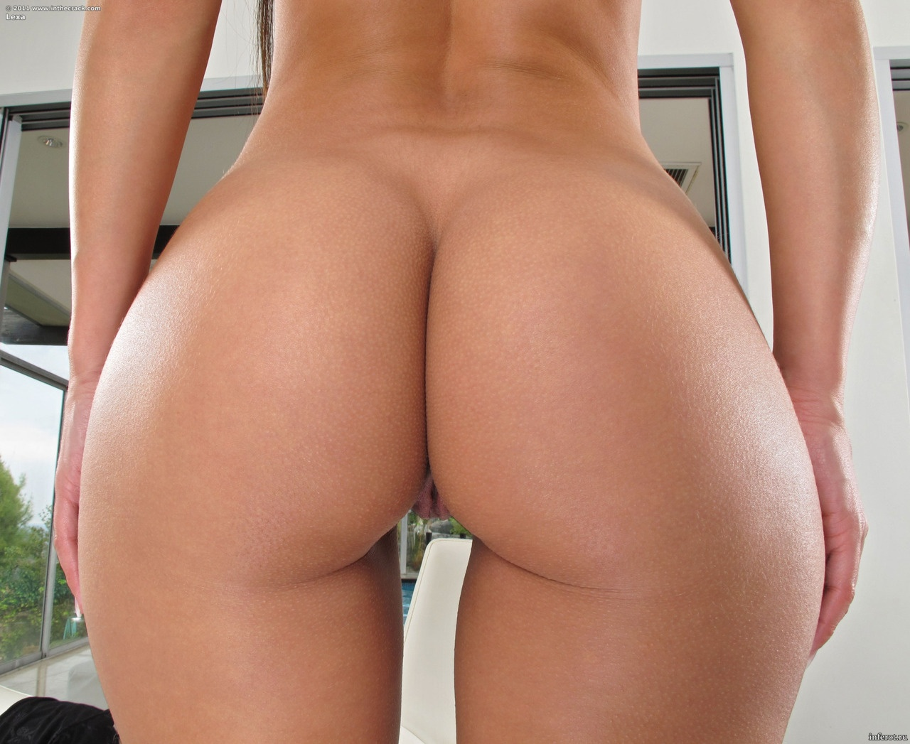 Телки покрутили жопами и показали анальные и вагинальные дырки