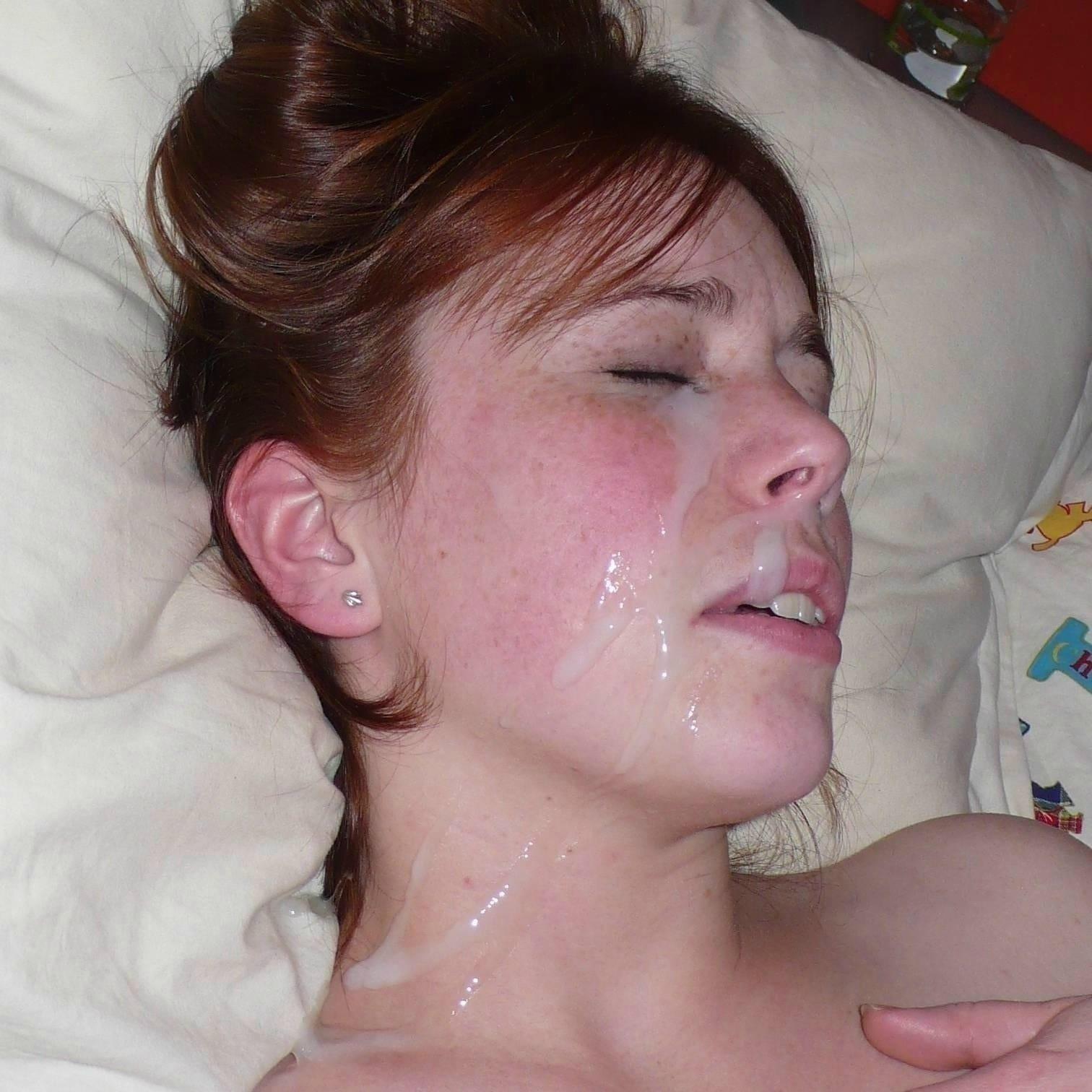 Любовницы принимают на свои тела кончу трахарей
