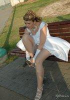 Пошлые невесты развратничают перед свадьбой 2 фотография
