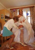Пошлые невесты развратничают перед свадьбой 3 фотография
