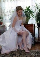 Пошлые невесты развратничают перед свадьбой 7 фотография