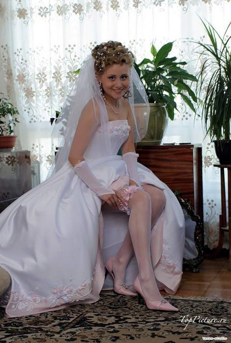 Горячие невесты развратничают перед свадьбой